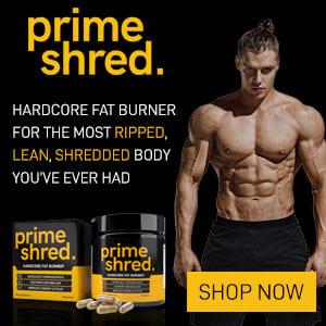 primeshred bodybuilding